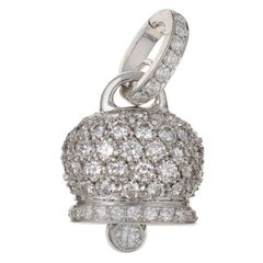 Chantecler Campanella Diamond Charm