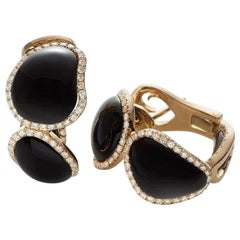 Chantecler Enchanted Black Onyx Earrings