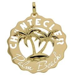 Chantecler Logo Palm Beach Pendant