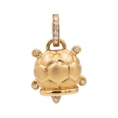 Chantecler Marinelle Turtle Diamond Charm
