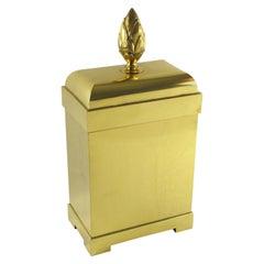 Chapman Brass Box Magazine Storage