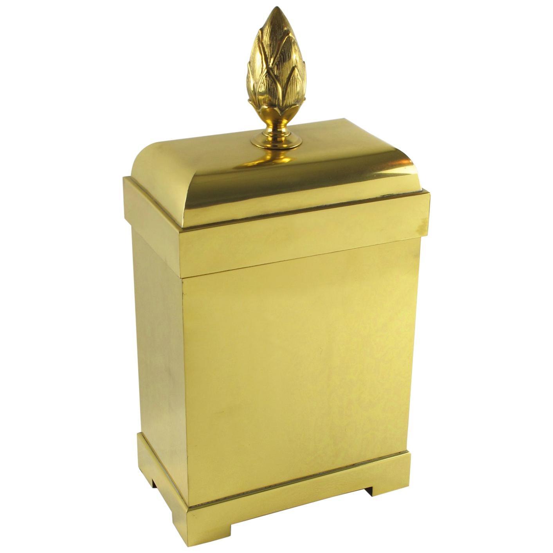 Chapman Brass Magazine Storage Box