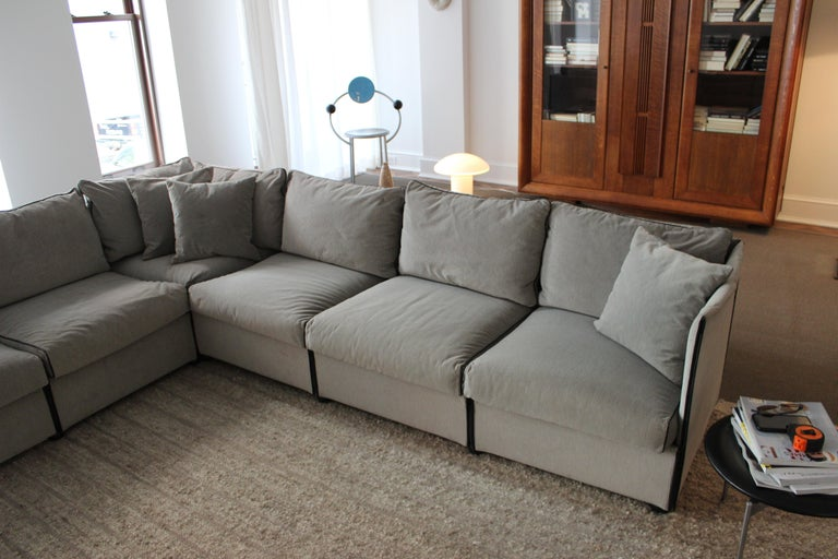 20th Century Char-a-Banc Sofa by Mario Bellini for Cassina For Sale