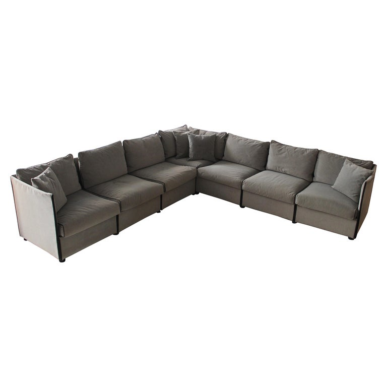 Char-a-Banc Sofa by Mario Bellini for Cassina For Sale