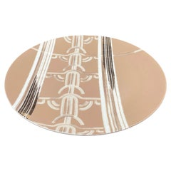 Charger Art Déco Garden André Fu Living Tableware New