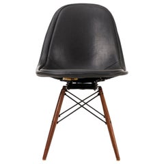 Charle and Ray Eames Dowel-Leg 'DKW' Swivel Chair