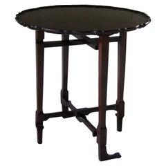 Charles Baker Sofa Table, English, 19th Century, Mahogany, Cabinetmaker