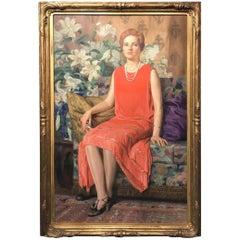 Portrait of Elizabeth Oakes