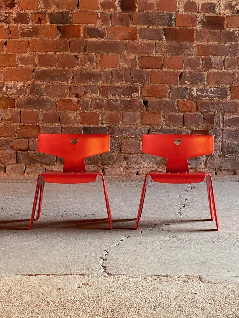 Contemporary Charles and Ray Eames Children's Chairs, 2004 For Sale
