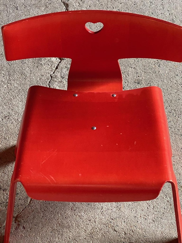 Charles and Ray Eames Children's Chairs, 2004 For Sale 2
