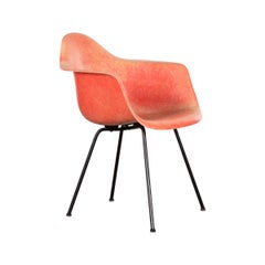 Charles and Ray Eames DAX Salmon Armchair Herman Miller 'Zenith'