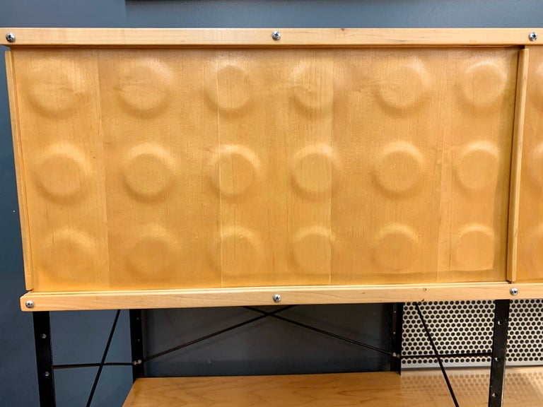 Charles and Ray Eames ESU Storage Unit Shelving Library Étagère Room Divider For Sale 2