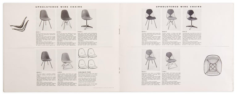 Charles and Ray Eames for Herman Miller DKX-1 Chair, Black Leather, H-Base, 1955 In Good Condition For Sale In Brooklyn, NY