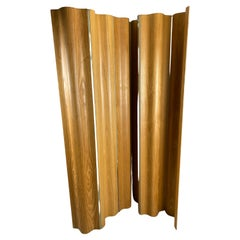 Charles and Ray Eames Plywood Folding Screen / Divider,, F S 6,,, Herman Miller