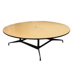 Charles and Ray Eames Conference Tables