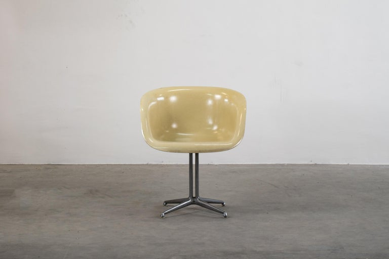 North American Charles and Ray Eames Set of Six Armchairs La Fonda Herman Miller, 1960 For Sale