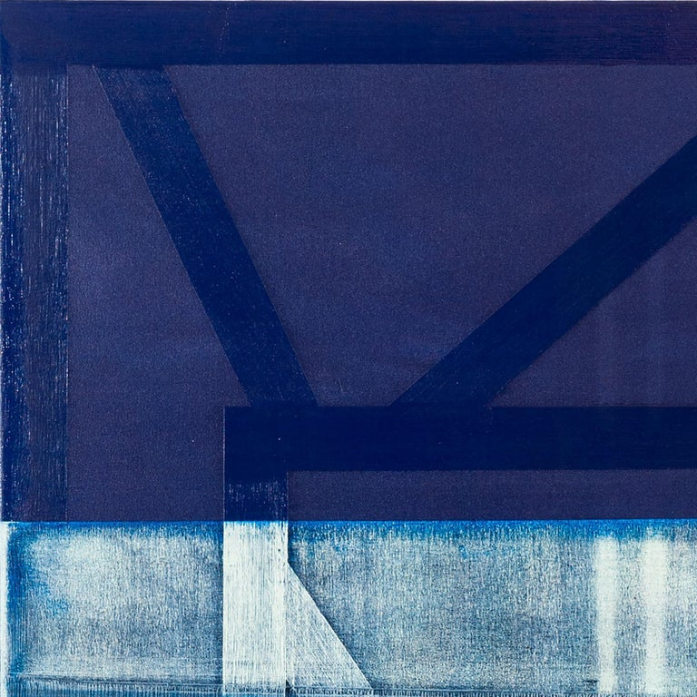 Soriano - Painting by Charles Arnoldi