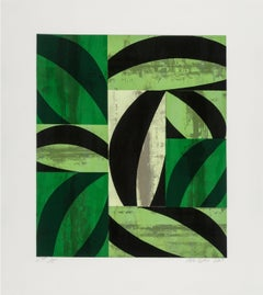 Charles Arnoldi Signed Limited Edition Lithograph