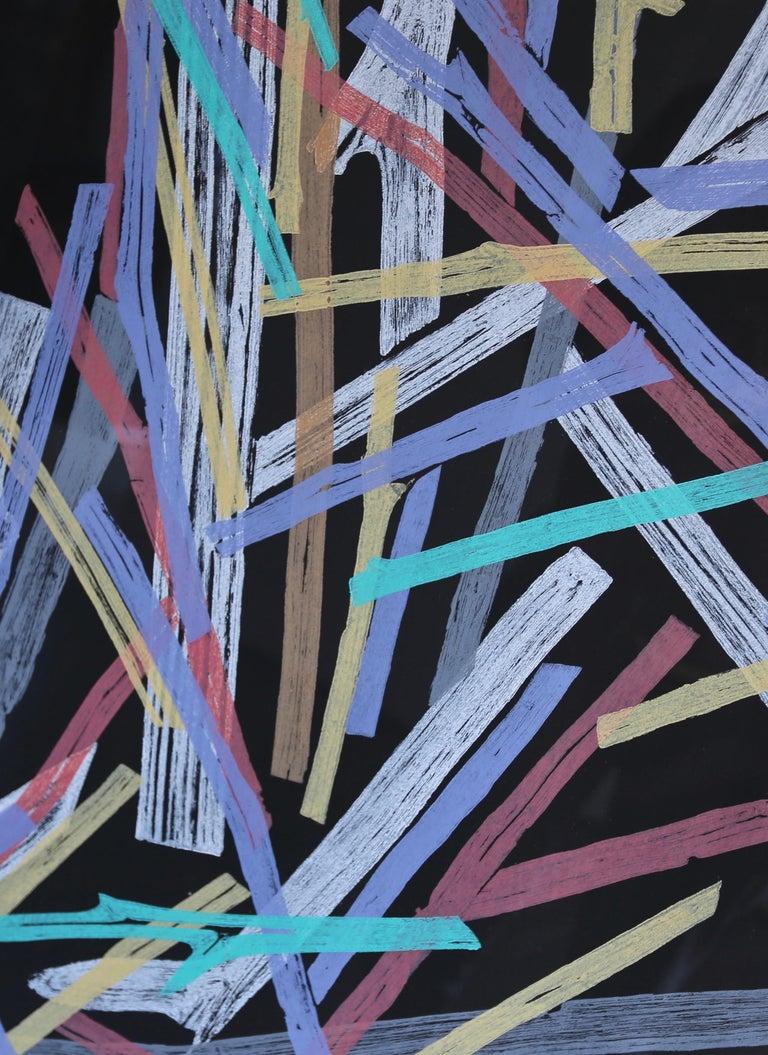 Modern Charles Arnoldi Untitled #58, 1983 For Sale