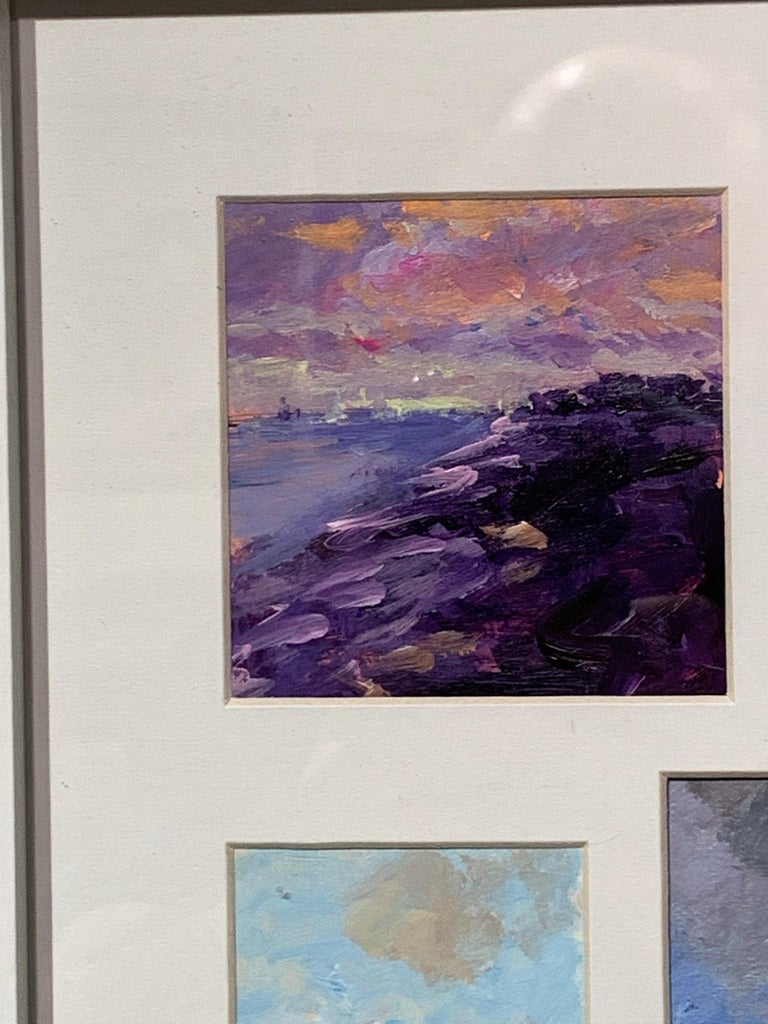 American Impressionist Coastal scenes from the East Coast, USA and Nantucket For Sale 1