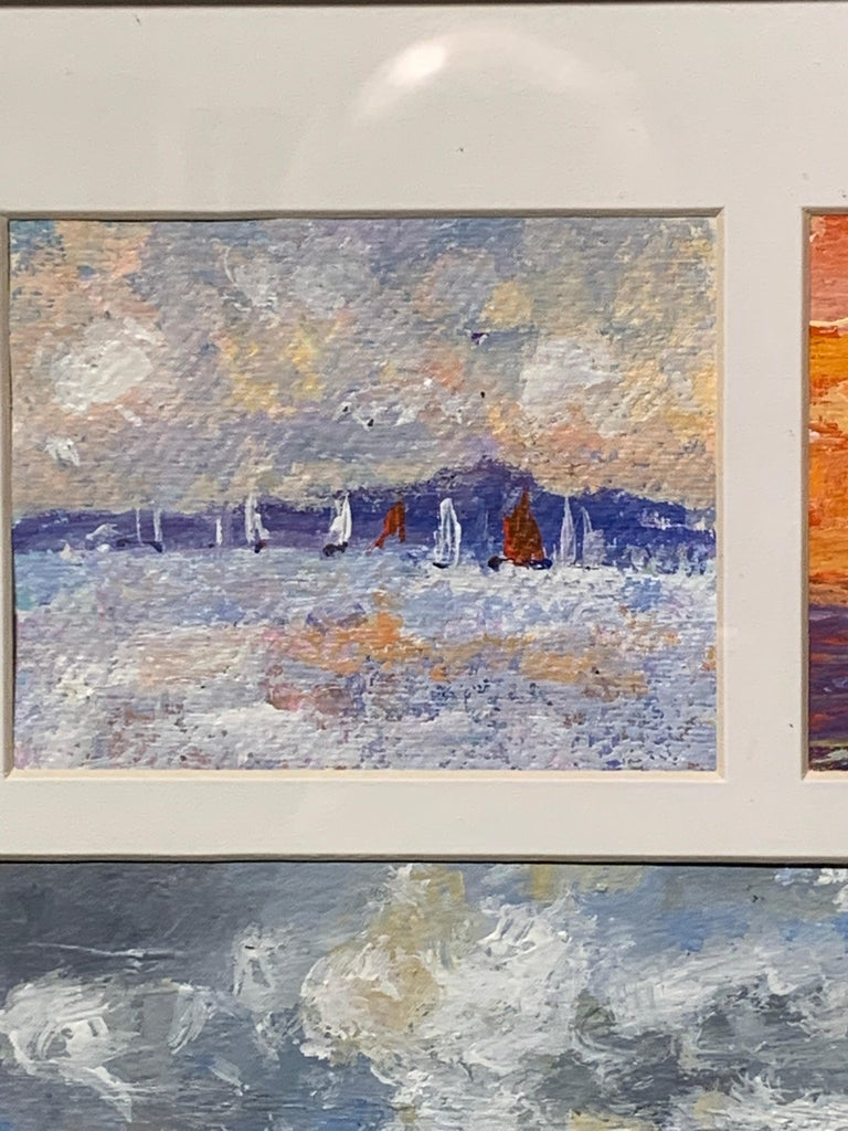 American Impressionist Coastal scenes from the East Coast, USA and Nantucket For Sale 2