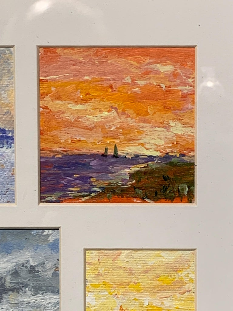 American Impressionist Coastal scenes from the East Coast, USA and Nantucket For Sale 3