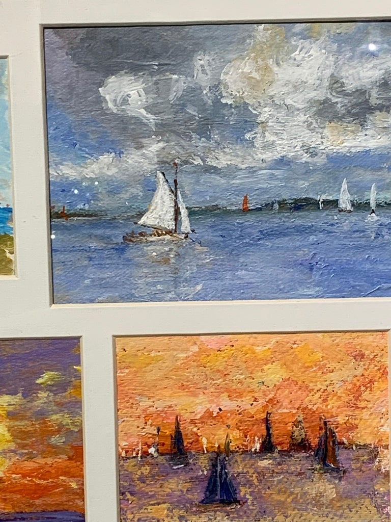 American Impressionist Coastal scenes from the East Coast, USA and Nantucket For Sale 4