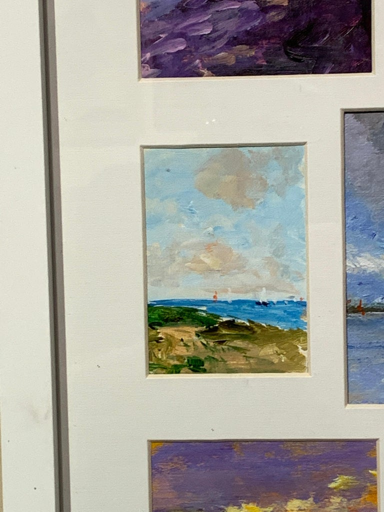 American Impressionist Coastal scenes from the East Coast, USA and Nantucket For Sale 5