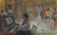 The Cabaret Rehearsal