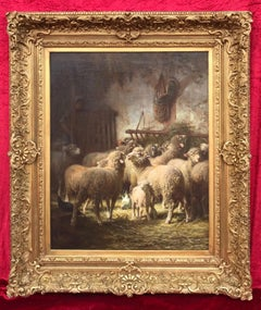 Sheeps in the Sheep-Fold
