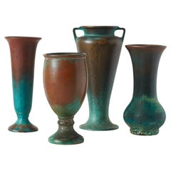 Charles Clewell Vases