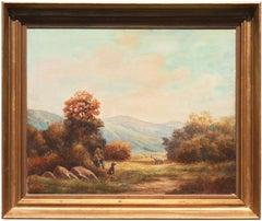 Western Landscape, 'The Noonday Rest'