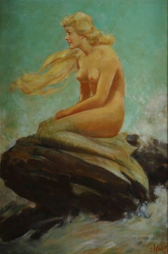 New York World's Fair Mermaid