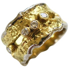 Charles de Temple Band Ring, 1980