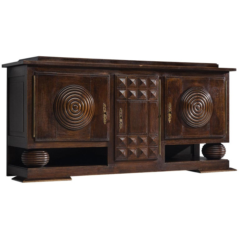 Charles Dudouyt credenza, ca. 1925, offered by MORENTZ