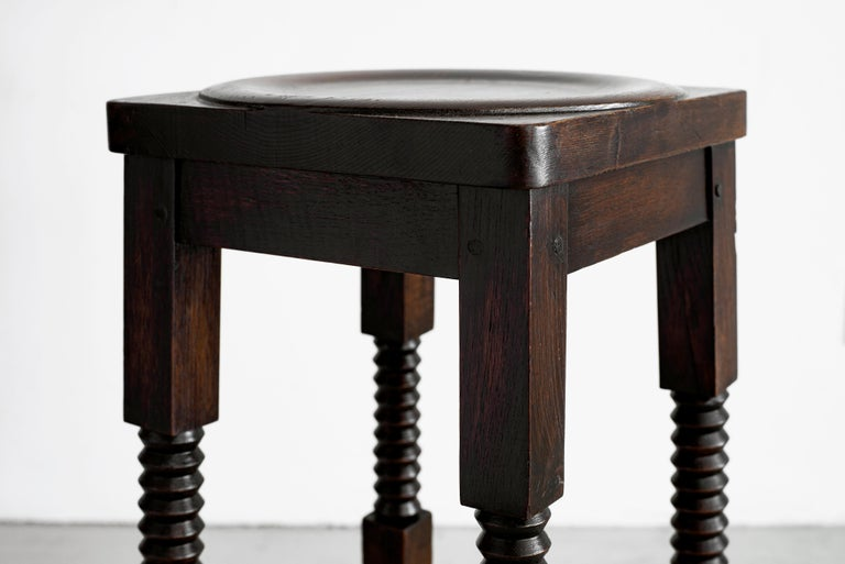 Charles Dudouyt Barstools 4