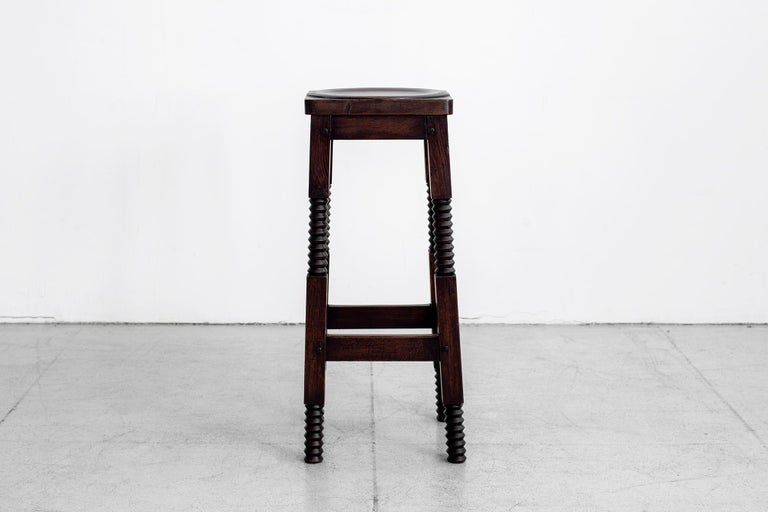 Charles Dudouyt Barstools 1