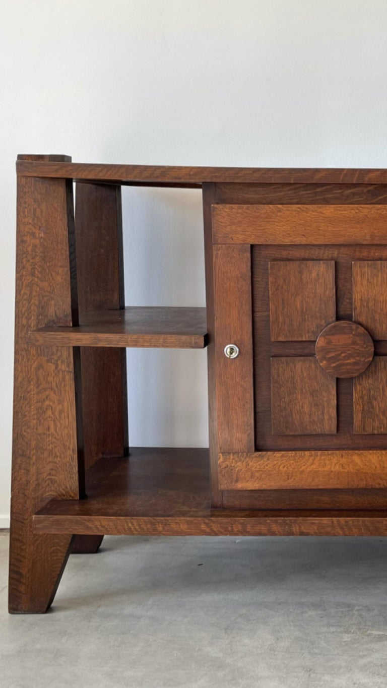 Charles Dudouyt Cabinet For Sale 4