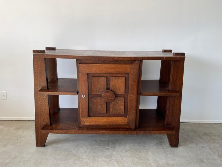 Charles Dudouyt Cabinet For Sale 6