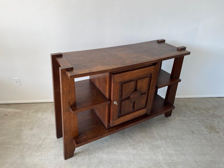 Charles Dudouyt Cabinet In Good Condition For Sale In Los Angeles, CA