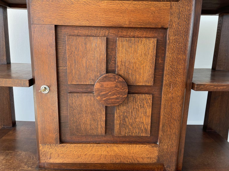Charles Dudouyt Cabinet For Sale 1