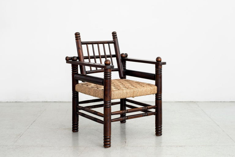 Charles Dudouyt Chairs In Good Condition For Sale In Los Angeles, CA
