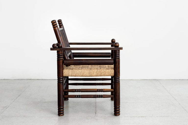 Mid-20th Century Charles Dudouyt Chairs For Sale