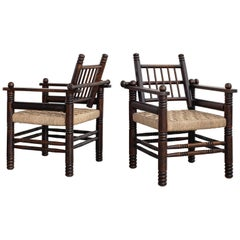 Charles Dudouyt Chairs
