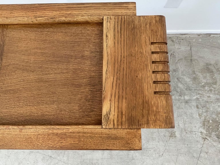 Charles Dudouyt Console Table For Sale 3