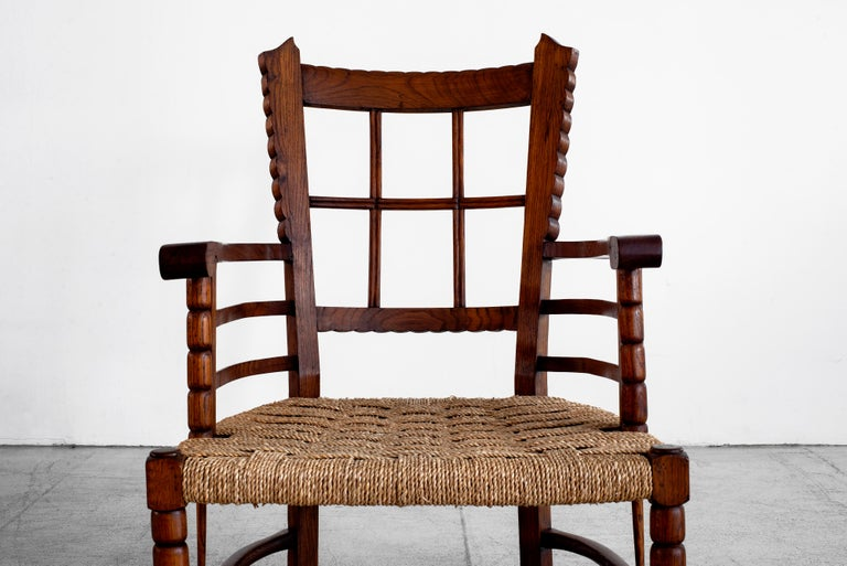 Charles Dudouyt Lounge Chairs For Sale 5