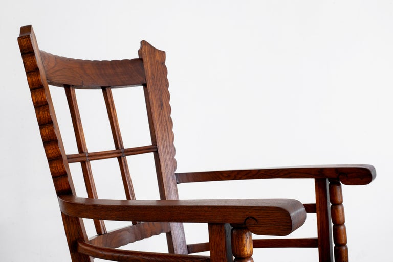 Charles Dudouyt Lounge Chairs For Sale 8