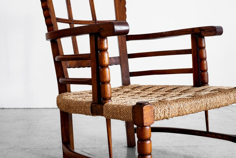 Charles Dudouyt Lounge Chairs In Good Condition For Sale In Los Angeles, CA
