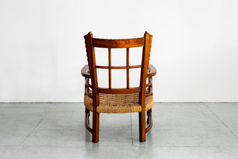 Charles Dudouyt Lounge Chairs For Sale 3