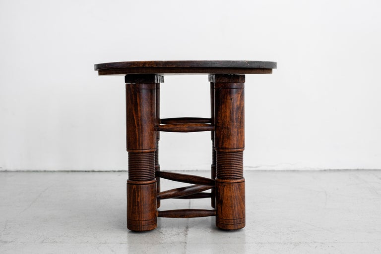 Charles Dudouyt Side Table 4